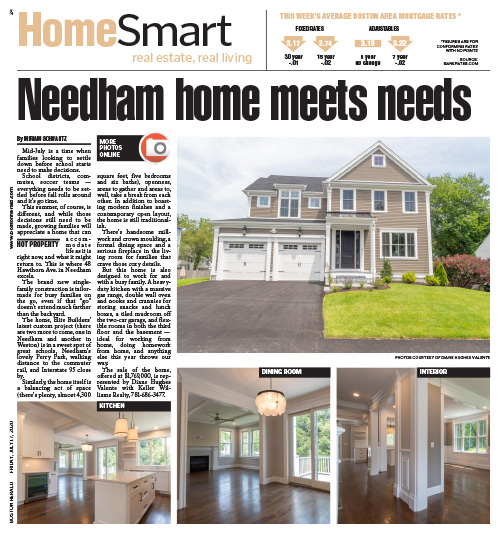 Elite Builders Featured in the Boston Herald